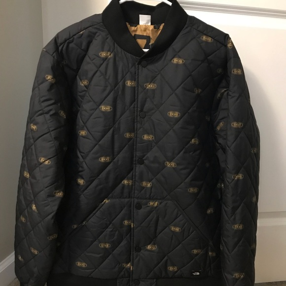 5ba7b7312 NWT North Face Men's Jester Quilted Bomber Jacket NWT